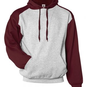 Badger - Athletic Fleece Sport Hooded Sweatshirt