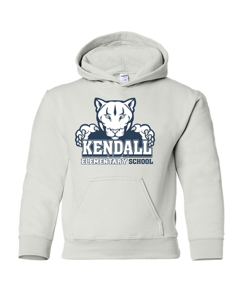 Kendall Elementary School Women Hooded Sweatshirt
