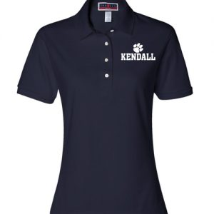 Kendall Elementary School Women Polo Shirt