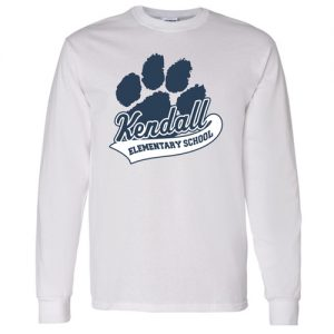 Kendall Elementary School Long Sleeves T-Shirt