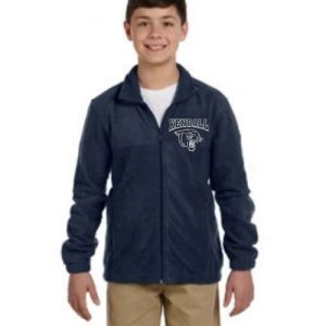 Kendall Elementary School Fleece Jacket
